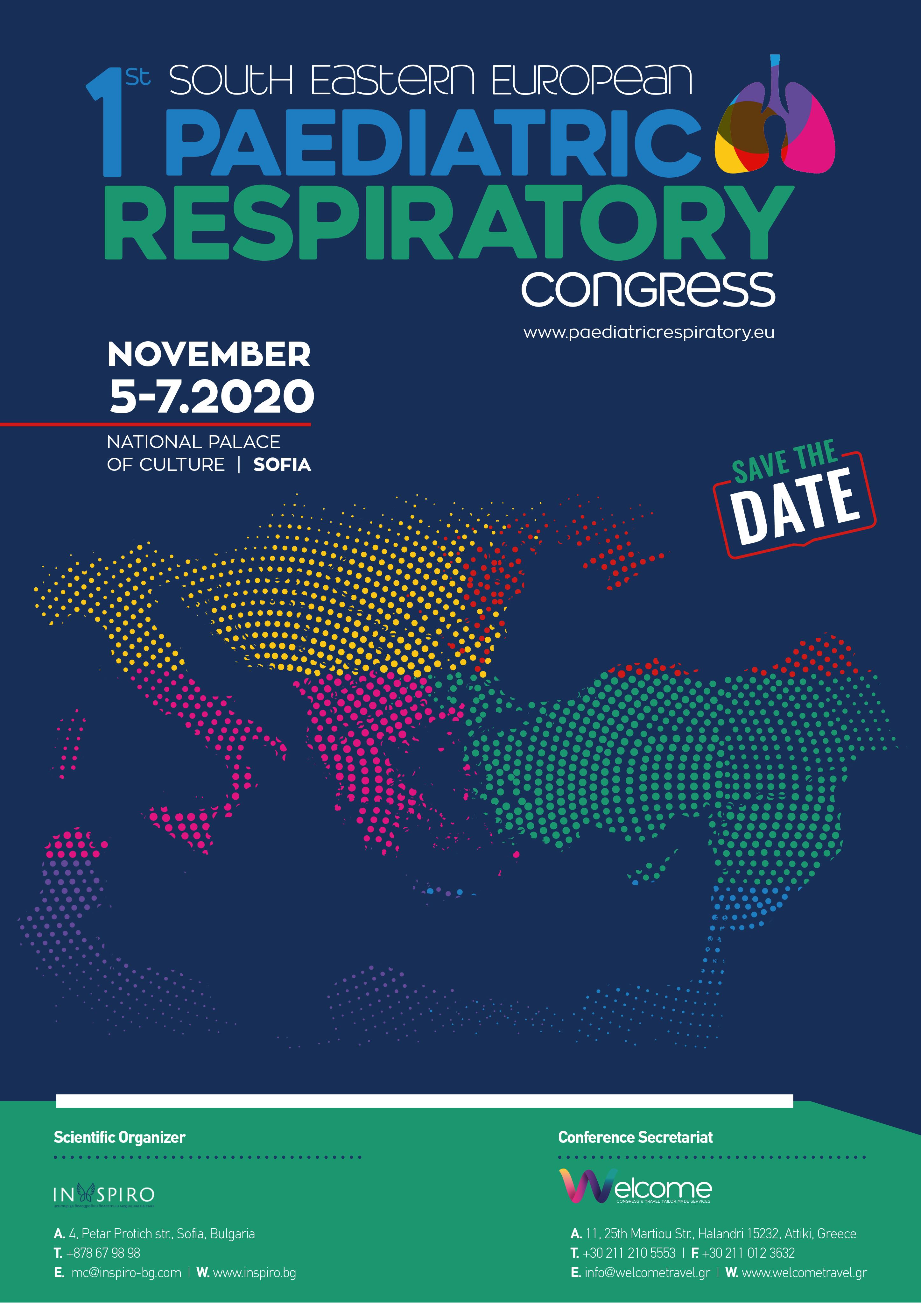 1st South Eastern European Paediatric Respiratory Congress