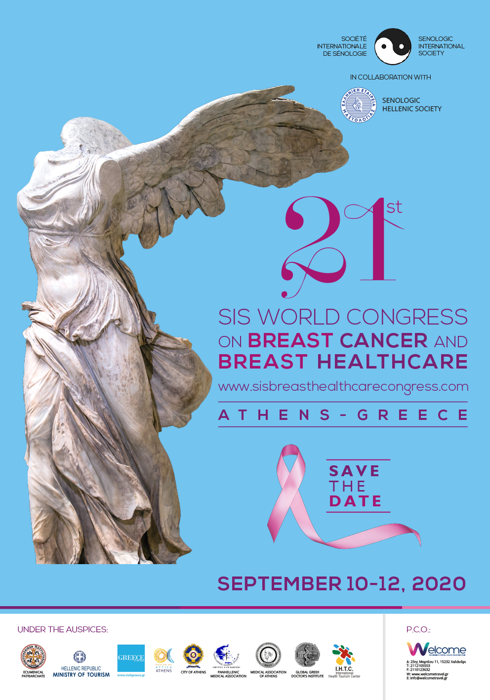 21st World Congress on Breast Cancer and Breast Healthcare