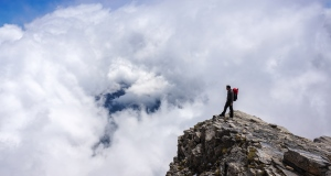Mountaineering on Olympus