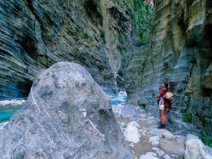 Vikos and Samaria amongst seven of Europe's most extraordinary gorges