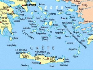 How many islands does Greece have?
