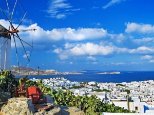 Mirror: Mykonos is the perfect Greek island for a luxury's girl trip