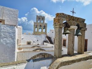 Holy week in Patmos